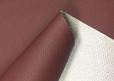 China Car And Sofa PU Leather Upholstery Fabric  0.6 Mm Thickness Eco - Friendly supplier