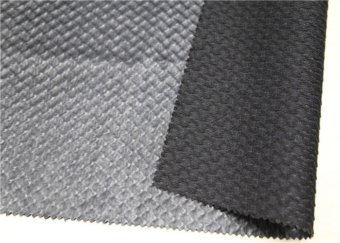 Waterproof Bonded Leather Upholstery Fabric 1 1 Mm Thickness